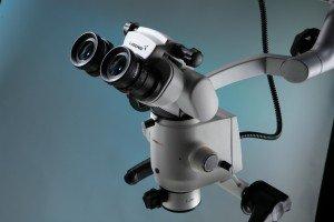 Endodoncja Leczenie pod mikroskopem