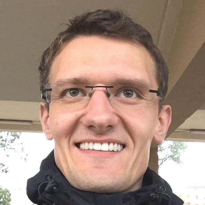 Michał, 32 lata